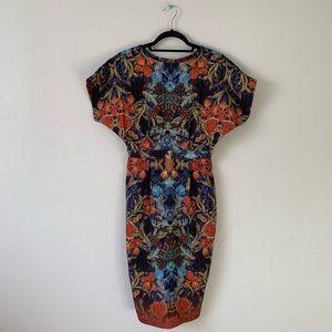 ASOS multicolored dress